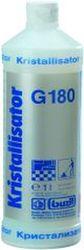 G 180 Kristallisator. Профессиональное специализированное средство для кристаллизации напольных покрытий. Уровень рН (концентрат): 2-2.5   1л
