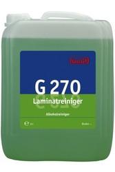 G 270 Laminatreiniger. Профессиональное концентрированное универсальное моющее и ухаживающее средство. Уровень рН (концентрата): 7.5-8 10л