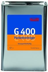 G 400 Паркетрайнигер. Профессиональное специализированное чистящее средство для основательной чистки на основе растворителей. Уровень рН нет значения.  10л