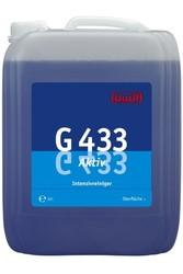 G 433 Aktiv. Профессиональное концентрированное универсальное чистящее средство для интенсивной очистки покрытий. Уровень рН (концентрат): 10-10,5   10л
