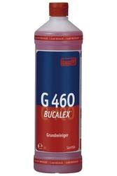 G 460 Bucalex. Профессиональное концентрированное чистящее средство на основе фосфорной кислоты. Уровень рН (концентрат): 0.2-1   1л
