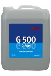 G 500 O-Tens. Профессиональное концентрированное универсальное чистящее средство на основе цитрата, не содержащее поверхностно-активных веществ (ПАВ). Уровень рН (концентрат): 10-10,5   10л