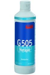 G 505 Metapol. Профессиональное специализированное чистящее средство для цветных металлов. Уровень рН: 9-10   0,5л
