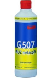 G 507 Buz metasoft. Профессиональное специализированное чистящее средство для поверхностей из нержавеющей стали. Уровень рН: 3   0,5л