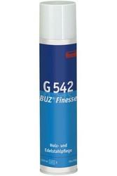G 542 Buz Finesse. Профессиональное специализированное готовое к использованию чистящее и ухаживающее средство. Уровень рН: не применимо   0,3л