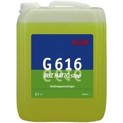 G 616  БУЦ® МАТИК степ. Интенсивное средство быстрого действия для чистки эскалаторов. Уровень рН (концентрат): 8-9.  10л