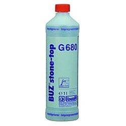 G 680 Buz stone-top. Профессиональный специализированный пропитывающий раствор для пористых и ёмких каменных поверхностей. Уровень рН: не применимо   1л