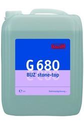 G 680 Buz stone-top. Профессиональный специализированный пропитывающий раствор для пористых и ёмких каменных поверхностей. Уровень рН: не применимо 10л