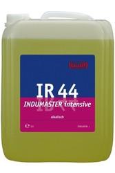 IR 44 Indumaster intensive. Профессиональное концентрированное сильнодействующее щелочное чистящее средство. Уровень рН (концентрат): 11-12  10л