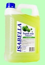 Мыло жидкое ИЗАБЕЛЛА Зеленый чай  5л  1/4