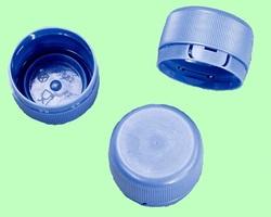 Крышка д/бутылки ПЭТ (полимерный колпачек)  28мм