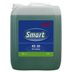 KS 20 Wischpflege. Профессиональное концентрированное щелочное чистящее средство. Уровень рН (концентрат): 10-11.   10л