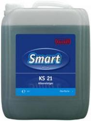 KS 21 Allzweckreiniger. Профессиональное концентрированное сильнощелочное чистящее средство. Уровень рН (концентрат): 12-13   10л