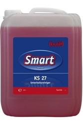 KS 27 Sanitarreiniger. Профессиональное концентрированное деликатное ухаживающее моющее средство. Уровень рН (концентрат): 2 10л
