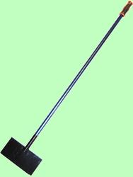 Ледоруб-скребок 200*100*4мм с металлической ручкой и пластмассовой рукояткой