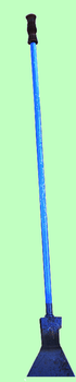 Ледоруб-топор с металлической ручкой и пластмассовой рукояткой А-0