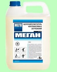 МЕГАН 5л Очиститель для нефтемасляных загрязнений