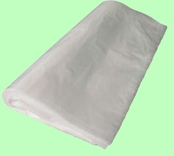 Мешки для мусора ПВД 120л 70*110см  40 мкм прозрачные 100шт/пласт 3000шт/кор