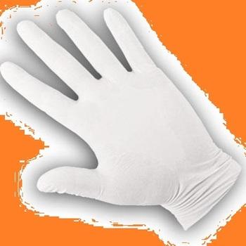 Перчатки латексные MiniMAX  размер S  (50пар/уп)  (10уп/кор)