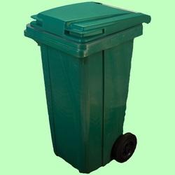Контейнер мусорный на колесах 140л 480*560*1060см  MKT-140