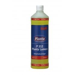 P 312 Planta Lemon High-concentrate. Профессиональное суперконцентрированное кислотное моющее средство. Уровень рН (концентрат): 2  1л