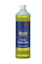 P 314 Planta Aloe. Профессиональное суперконцентрированное средство для ручного мытья посуды. Уровень рН (концентрат): 6-7  1л