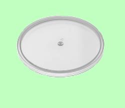 """Контейнер: Крышка для контейнера круглого  """"Перинт""""  125мл d=90мм  1/1800"""