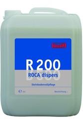 R 200 Roca dispers. Профессиональное полимерное покрытие для пористых каменнокерамических поверхностей. Уровень рН (концентрат): 8.5   10л
