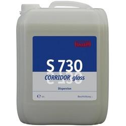 S 730 Corridor closs. Профессиональное универсальное полимерное покрытие для водостойких поверхностей. Уровень рН (концентрат): 8.5   10л