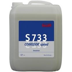 S 733 Corridor speed. Профессиональное универсальное полимерное покрытие для водостойких поверхностей. Уровень рН (концентрат): 8.5   10л