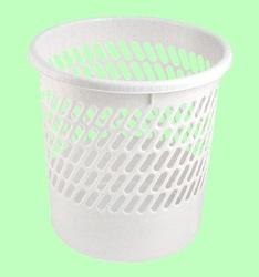 Корзина пластмассовая 10л для бумаг