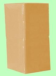 Салфетки бумажные БИГ ПАК  24*24  1слой  400лист  ПЕРСИК пастель СО  1/18