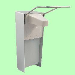 Дозатор жидких средств локтевой 1000мл - SM-1000