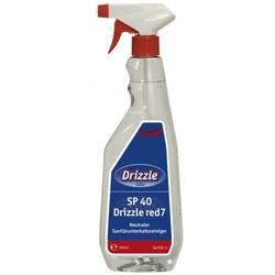 SP 40 Drizzle red7. Профессиональное специализированное готовое чистящее средство. Уровень рН: 7   0,5л