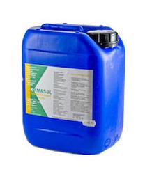 Sсhaumreiniger forte - антибактериальное высокоэффективное пенящееся жидкое средство для мытья поверхнгостей, устойчивых к щелочам в пищевой промышленности    5л