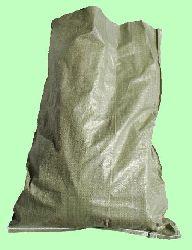Мешки для строительного мусора ПП  55*95см зеленые 50кг 1/100