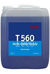 T 560 Vario-Clean trendy. Профессиональное концентрированное деликатное моющее средство. Уровень рН (концентрат): 6-7 10л