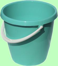 Ведро пластмассовое 10л пищевое Геркулес Н Т8