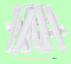 Зубочистки деревянные ПАПИРУС 6,5см   в бумажной индивидуальной упаковке с  Ментолом  1000шт